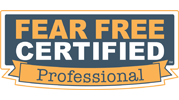 fear free certified dog trainer
